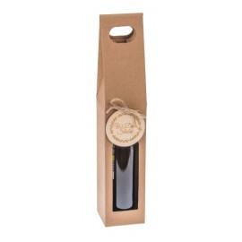 Kartonowe pudełko na wino z...