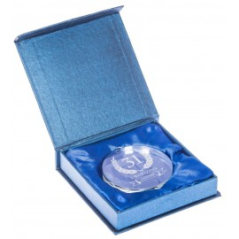 Medal szklany w etiu
