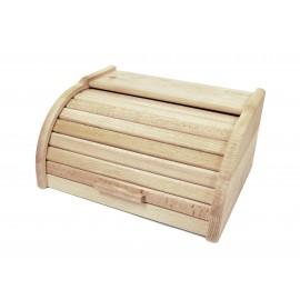 Chlebak drewniany Naturalny Buk