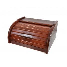 Chlebak drewniany Orzech