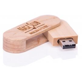 Drewniany pendrive scyzoryk 16 GB
