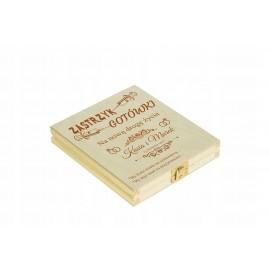 Śmieszny prezent na ślub - zastrzyk gotówki - Grawerowane prezenty i dodatki ślubne Grawernia24
