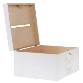 Grawerowane pudełko na...